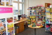 """Bild von Bücherei-Spielothek Lochau ist auch gern besuchte """"Schulbücherei"""""""