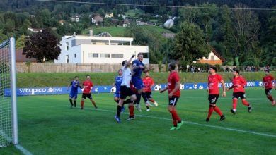 Photo of Dramatik pur beim 1:1 Unentschieden zwischen dem SV typico Lochau und Fußach