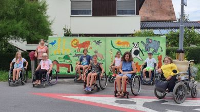Photo of Leiblachtaler Ferienprogramm: Try 4 wheels mit dem ÖZIV-Landesverband Vorarlberg