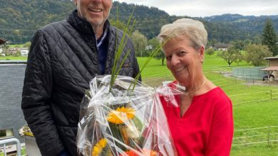 Jung gebliebene Kneippianerin Margit Engelhart feiert 80er