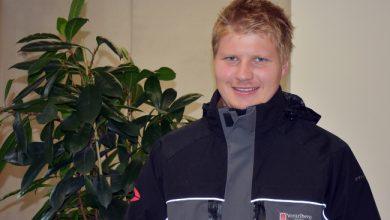 Florian Kohler ist neuer Waldaufseher