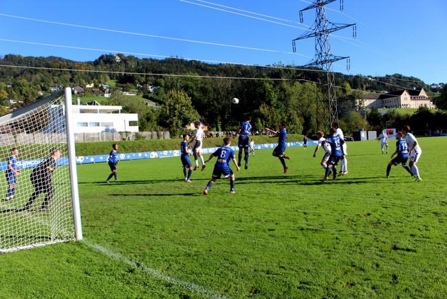 SV typico Lochau gewinnt gegen den SC Goefis