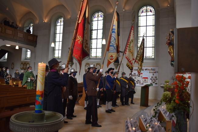 Lochau gedenkt der Opfer der zwei Weltkriege
