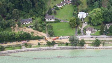 Hochwasserschutzprojekt Wellenaugraben abgeschlossen