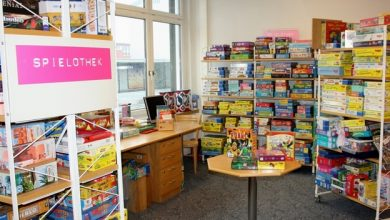 Bücherei-Spielothek Lochau