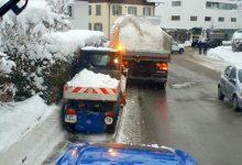 Bauhof Hoerbranz nach anstrengendem Wintereinsatz