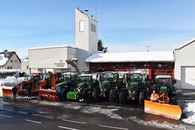 Der Wirtschaftshof Lochau zieht Winterbilanz