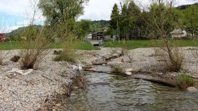 Hochwasserschutzausbau Oberlochauerbach abgeschlossen