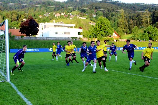 TEST Derby SV typico Lochau gegen Hoerbranz