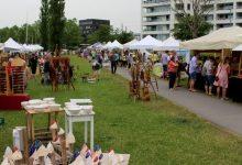 Attraktives Kunsthandwerk am Lochauer Kaiserstrand