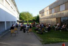 Außenprobe Musikverein Hörbranz