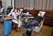 Blutspendeaktion Lochau 2021