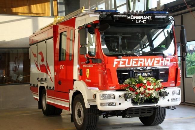 Feuerwehr Hörbranz
