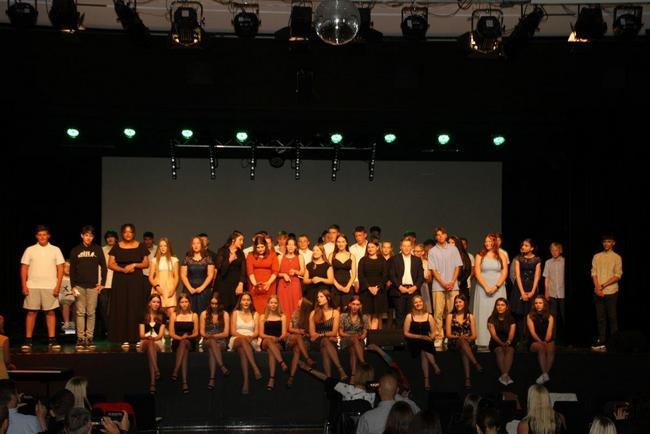 Abschlussfest der 4.Klassen MS Hörbranz