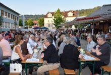 Sommerkonzert der Militärmusik beim Lochauer Dorffest