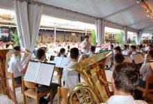 Sommerkonzert mit der Militärmusik Vlbg in Lochau