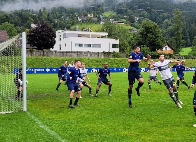 SV typico Lochau weiterhin ungeschlagener Tabellenführer in der Vorarlbergliga