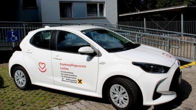 Neues Dienstfahrzeug für Lochauer KPV
