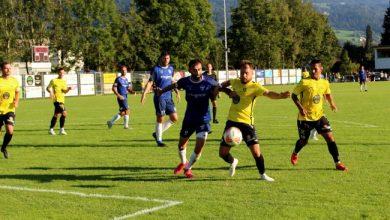SV typico Lochau mit dem 10 Derbysieg