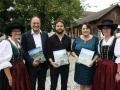 Lochau Buchpräsentation DAS LEIBLACHTAL Regio 2016 TRACHTEN (7)