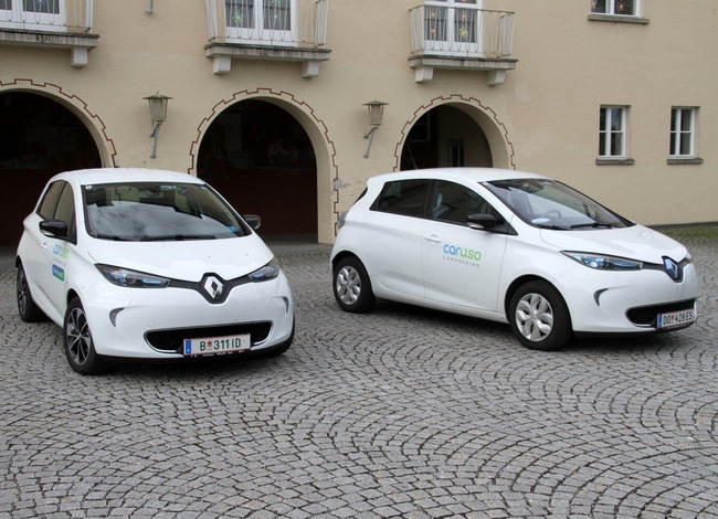 Caruso Carsharing in Hörbranz (1)