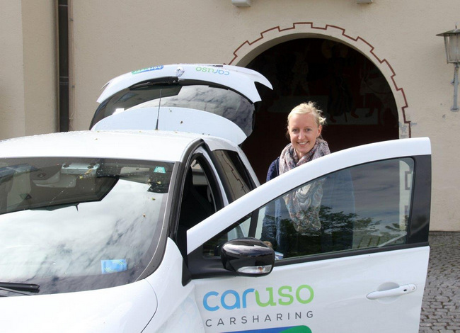 Caruso Carsharing in Hörbranz (2)