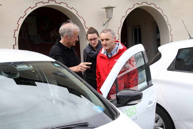 Caruso Carsharing in Hörbranz (3)