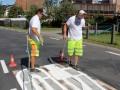 Erneuerung-der-Strassenmarkierungen-9