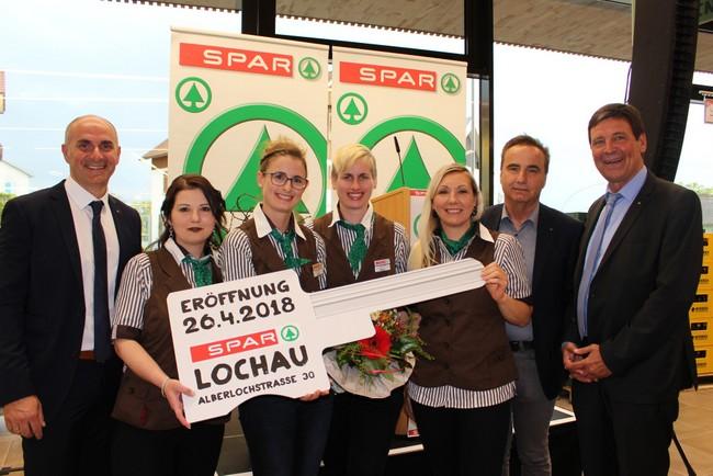 Eröffnung Spar Lochau 2018 (1)