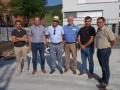 Lochau Gemeinschaftshaus Firstfeier (2)