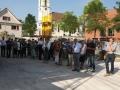 Lochau Gemeinschaftshaus Firstfeier (7)