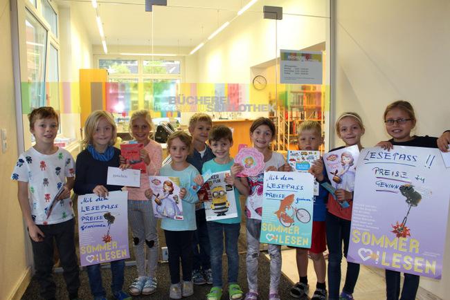 Lochau Bücherei LESESOMMER 2017 (4)