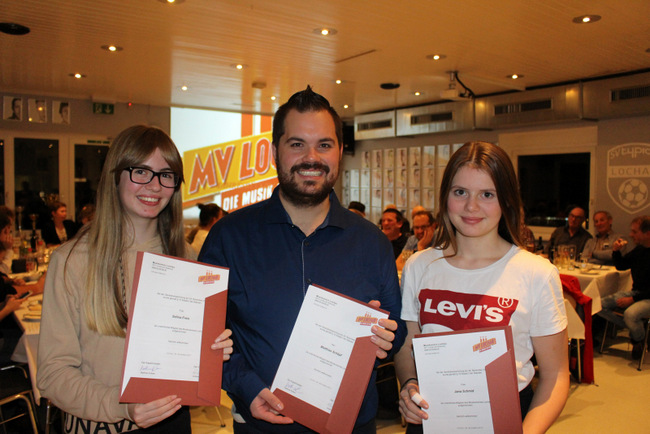 Lochau Musikverein JHV 2017 (4)