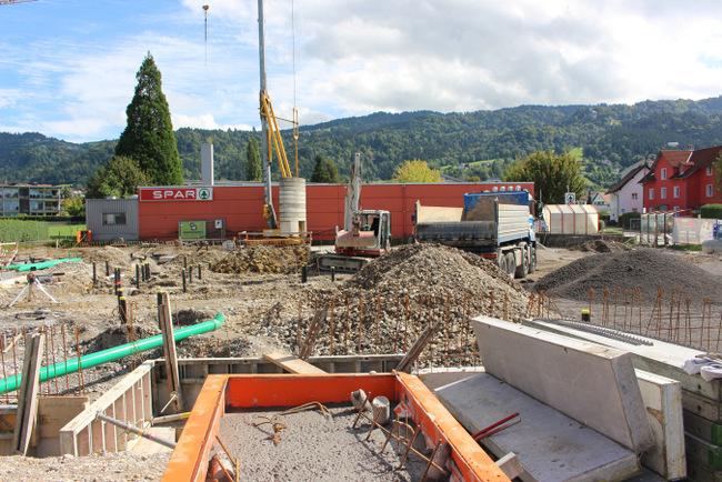 Lochau SPAR Neubau (4)