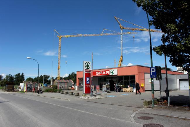 Lochau SPAR Neubau (5)