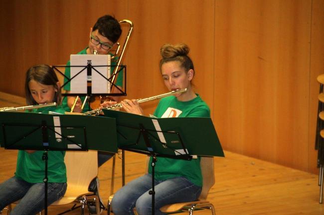 Musikschule Muttertagskonzert 2018 (2)