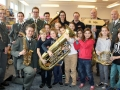 Lochau Musikverein Militärmusik 2017 (1)