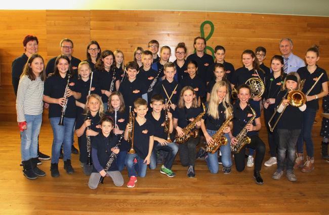 Musikverein Nikolausfeier 2017 (1)