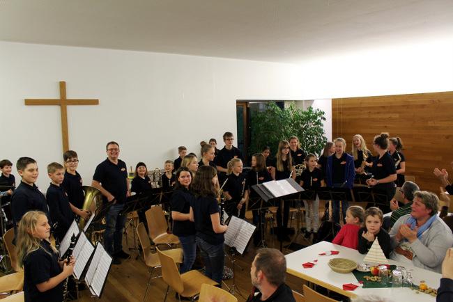 Musikverein Nikolausfeier 2017 (10)