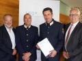 Polizei Kommandant in Lochau 2018 (2)